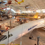 Steven F. Udvar-Hazy Center: Air France Concorde