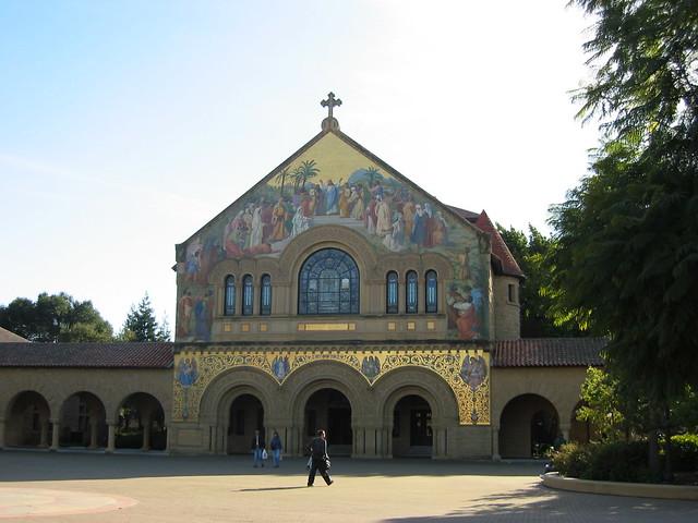 Stanford University Chapel Flickr Photo Sharing