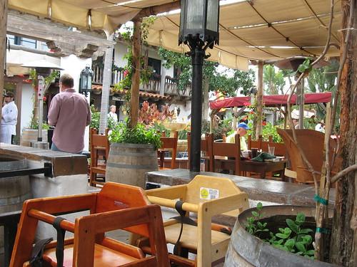 San Diego restaurant
