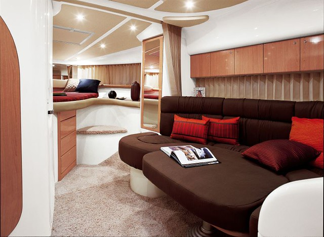 Atlantis 345 sc dinette double bed | Flickr - Photo Sharing!