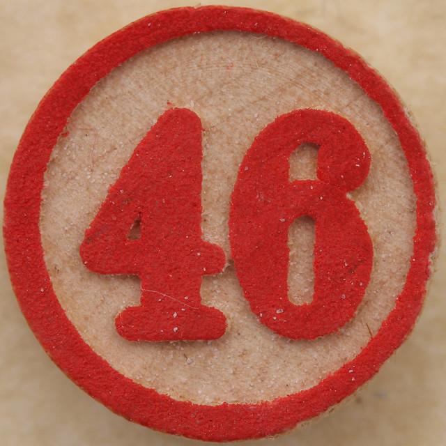 Number 46