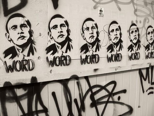 Obama - Word