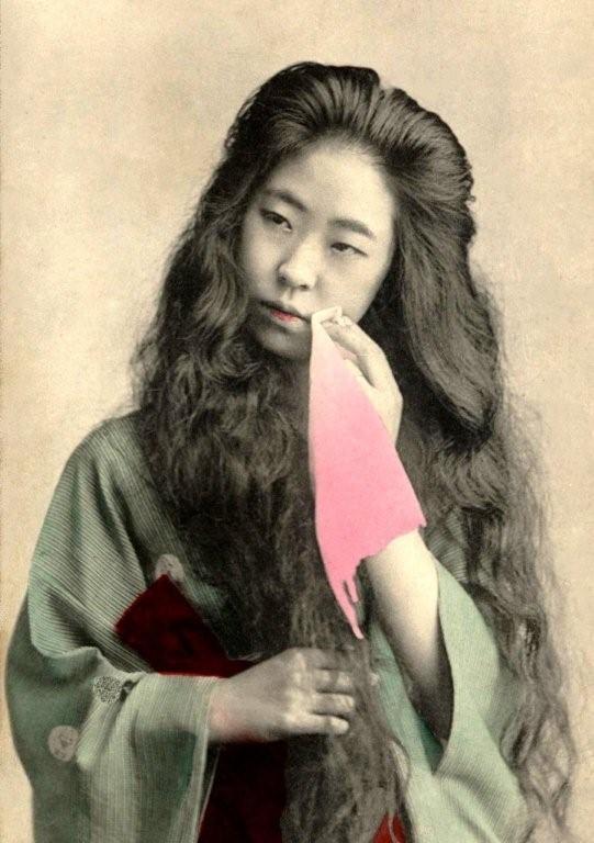 llong hair styles