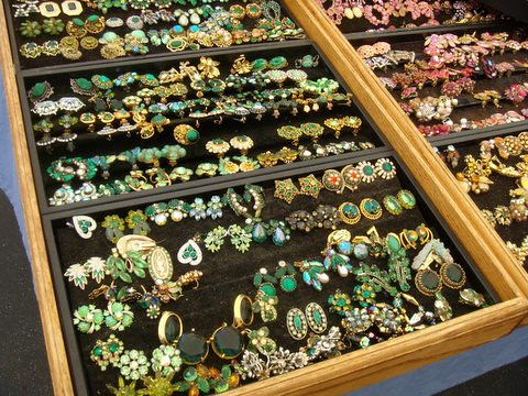 flea market jewelry flickr photo sharing