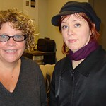 Suzanne Vega at WFUV with Rita Houston