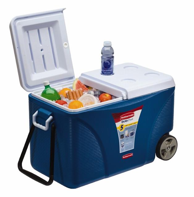 Ice Box Food Drinks Keep Cool