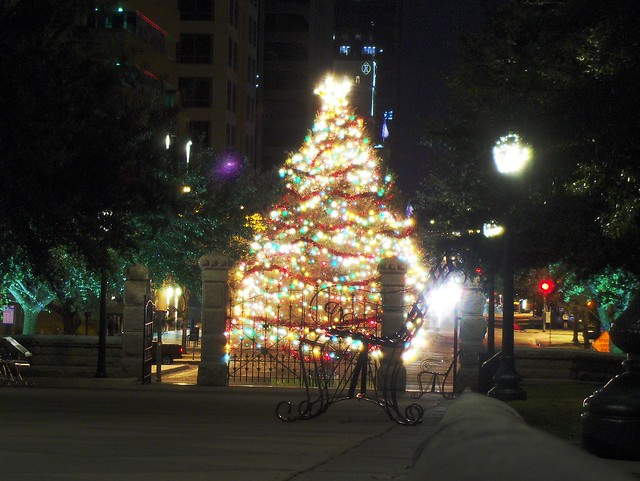 christmas in austin