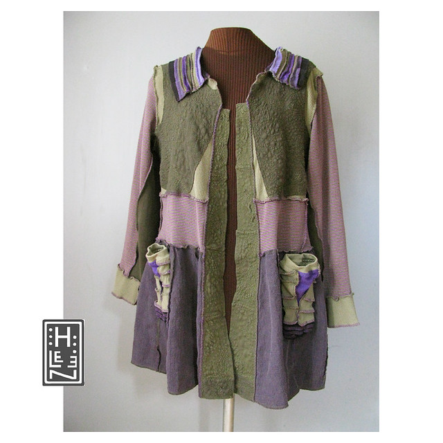 Maid of the Moss Traveling Jacket