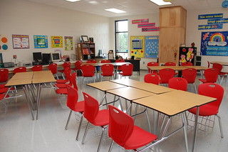 New Classroom at BES