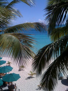 Image de Lindberg Beach. beach phone usvi viewfrommyroom