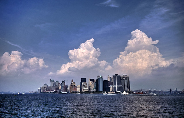 South Manhattan HDR