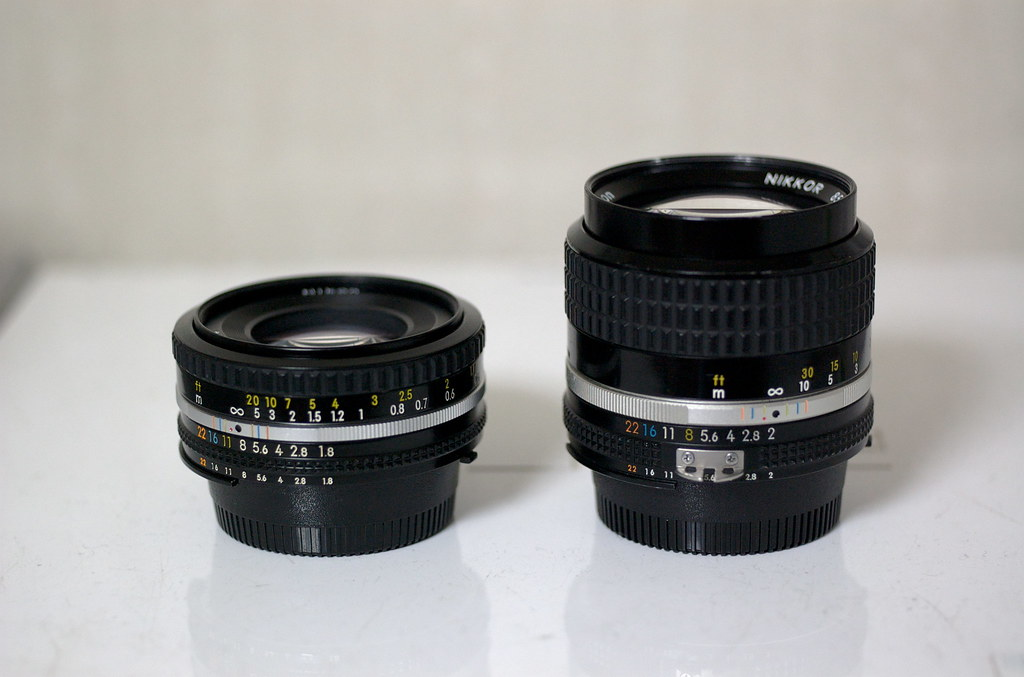 AI Nikkor 50mm F1.8S