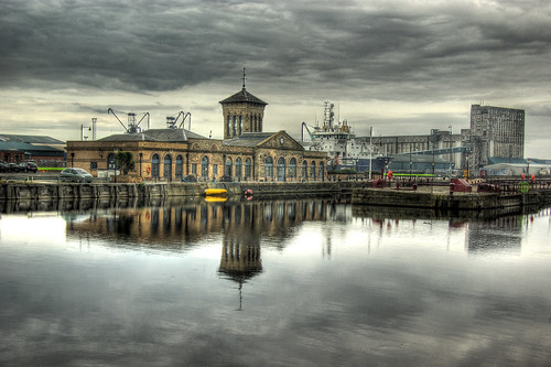 Prince of Wales Dock