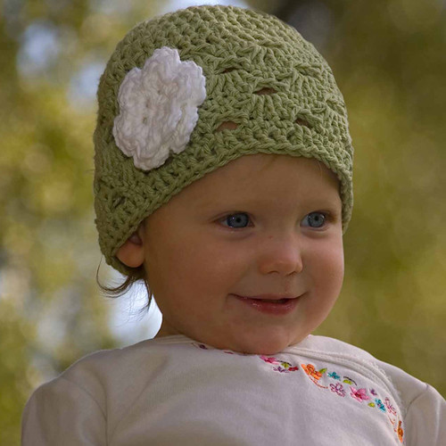 PATTERN – Crocheted Scallop Flapper Beanie — Flapper Beanie 76