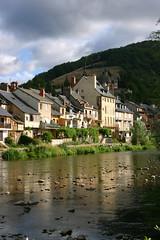 Saint Geniez d'Olt - berges du Lot