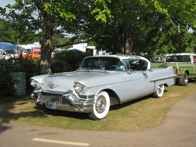 1957 cadillac 2 door hardtop flickr photo sharing for 1957 cadillac 2 door hardtop