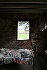 Inside the Slavequarters