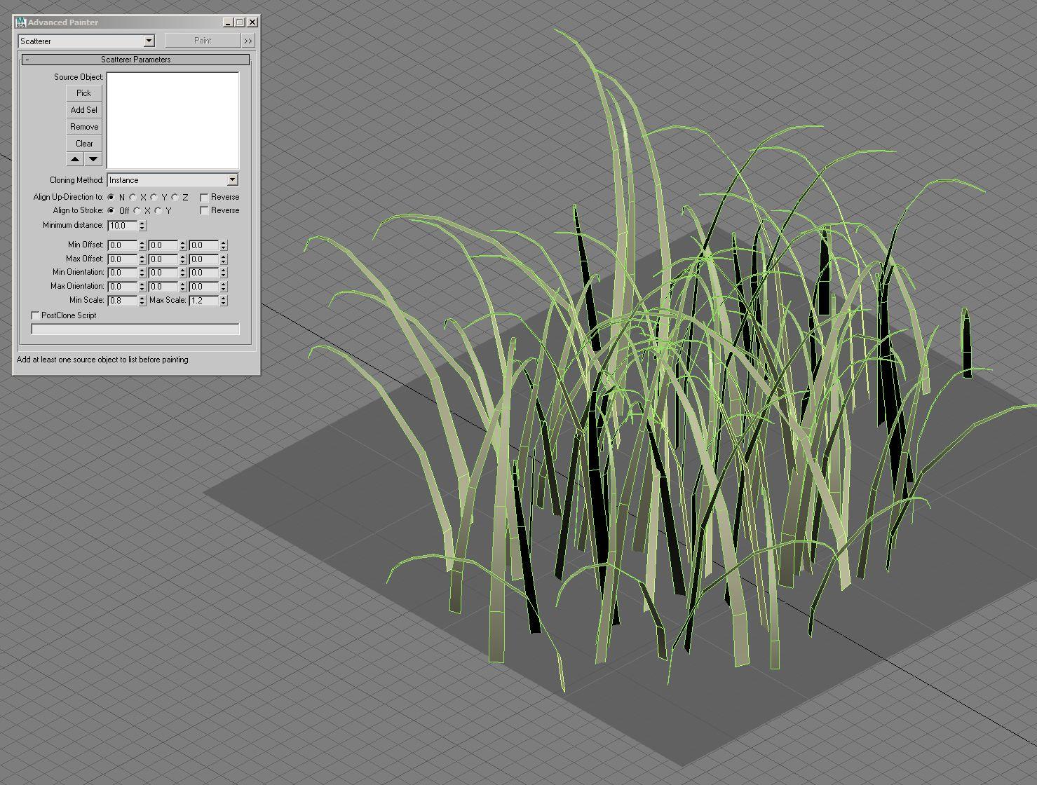 Vray grass tutorial part 1 — PETER GUTHRIE