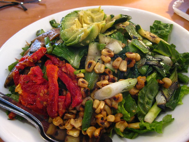 Grilled Vegetable Salad @ California Pizza Kitchen | Flickr - Photo ...