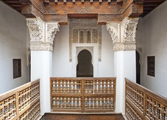 Quran school (Ali ben Youssef medersa)