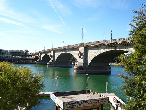 city travel bridge vacation arizona usa lake holiday london tourism us scenery view state united scenic tourist views havasu states attraction