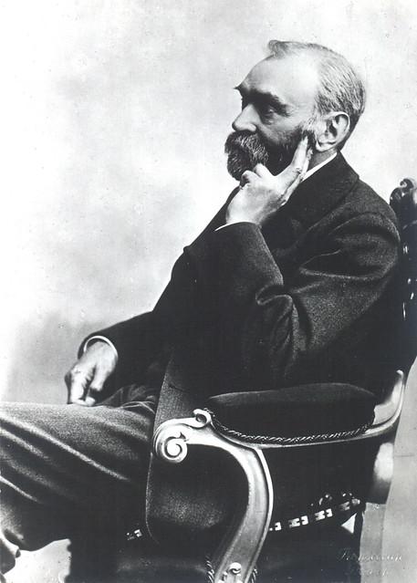 Header of Alfred Bernhard Nobel