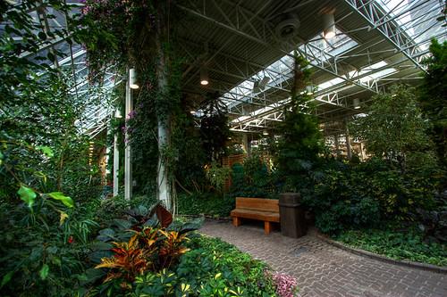 Devonian Gardens, Calgary