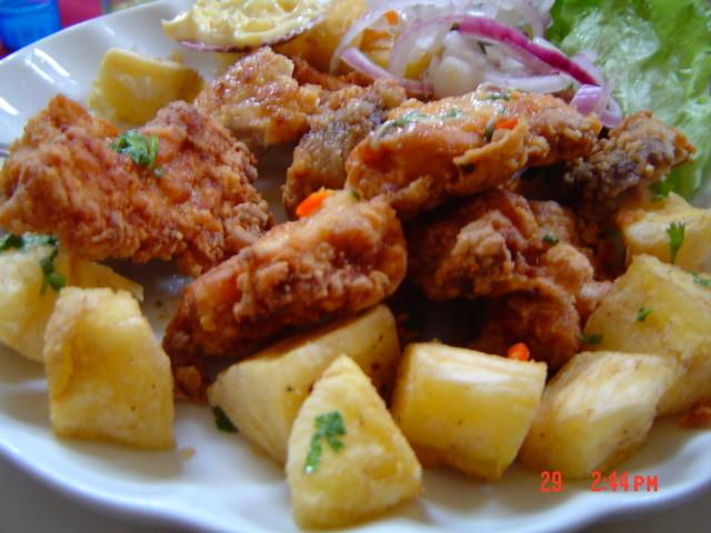 Chicharron de pescado | Flickr - Photo Sharing!