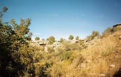 Montezuma well from below