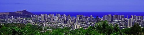 Honolulu from life of Robert Louis Stevenson