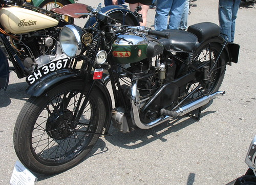 1933 BSA