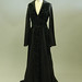1970s Thea Porter Black Dress