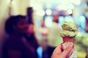pistachio ice cream with friendkeh by *Karo*