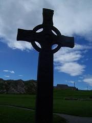 Iona Abbey Cross