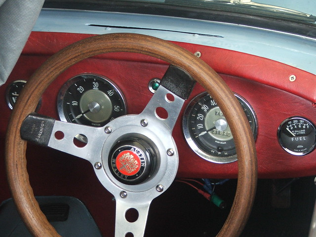 Jaeger - oil / water gauge, Rev counter , speedo and fuel gauge