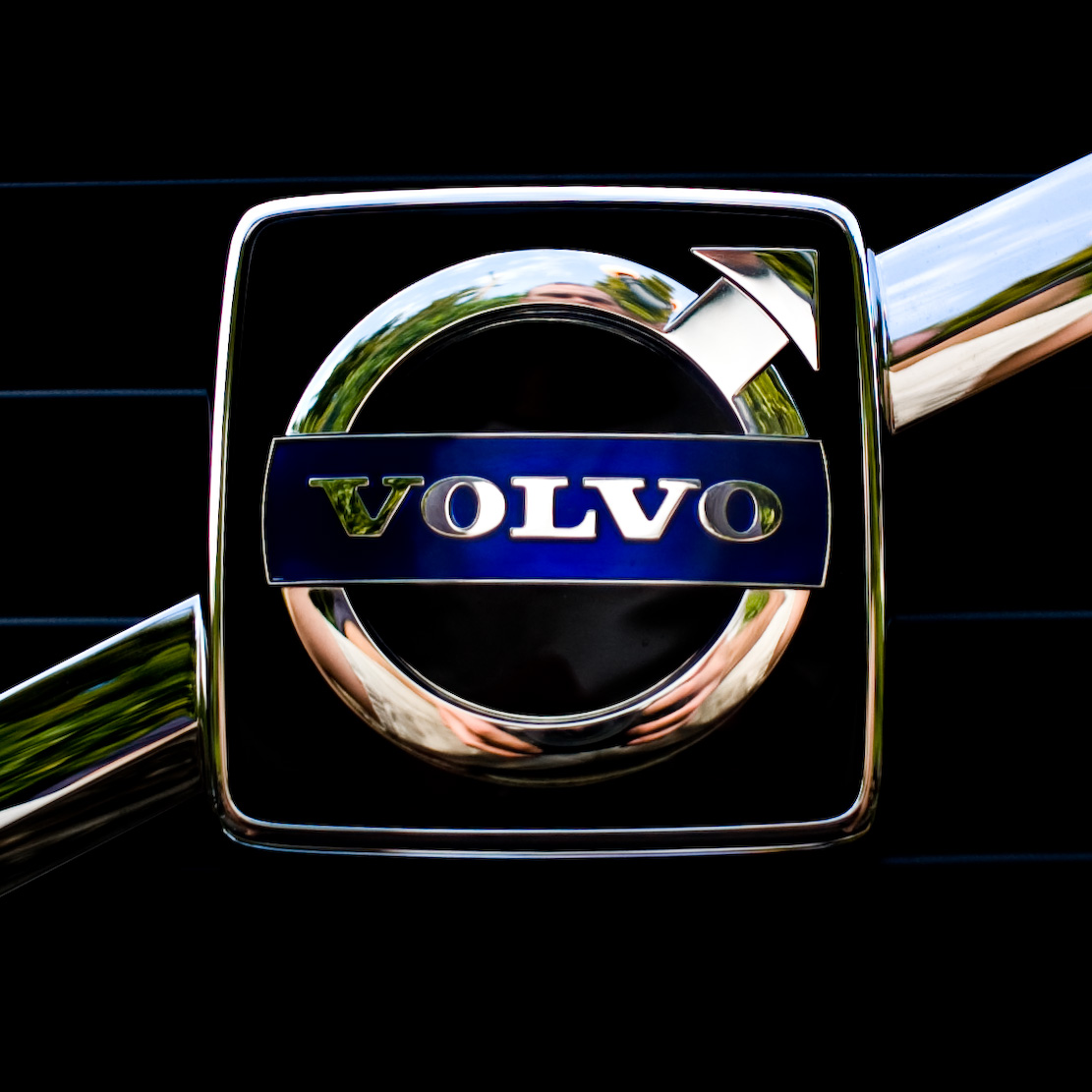 Volvo logo - a photo on Flickriver
