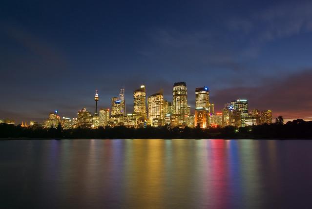 Sydney Spectrum