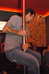 Pole dancer Flickr creative commons image by gophotodotcom