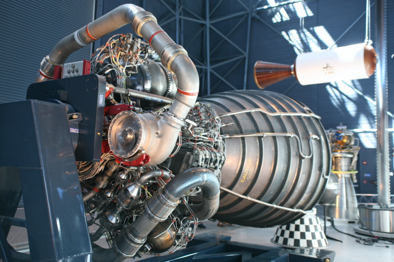 space shuttle engine - photo #8
