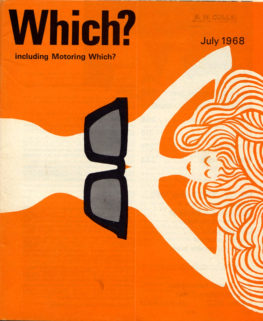 Which? Magazine July 1968
