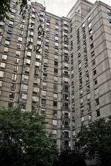 Fordham Residence Hall on Manhattan by killsound, on Flickr