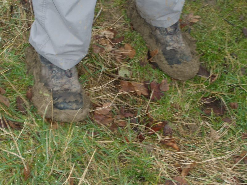 Muddy boots Kelvedon circular