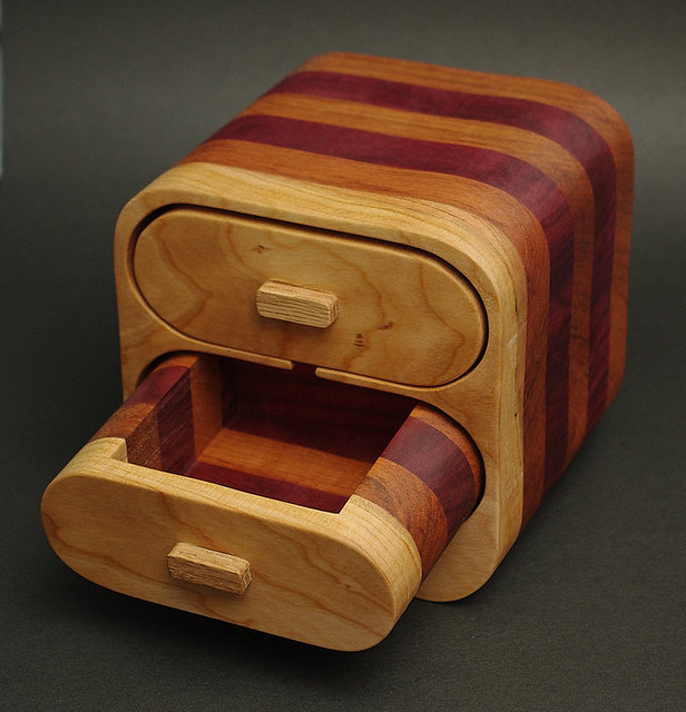 Bandsaw Jewelry Box | Flickr - Photo Sharing!