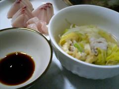 2008.12.25の夜ご飯