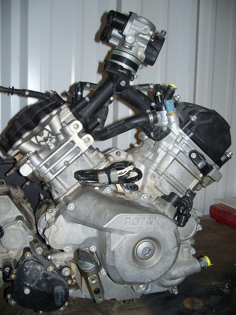 2005 Can Am Outlander 800cc Motor Rotax Used Yamaha