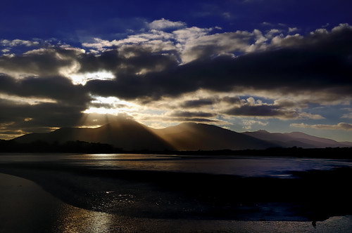 ireland sunset northernireland mournemountains dundrum mournes platinumphoto