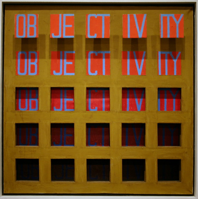 Objectivity by Sol LeWitt