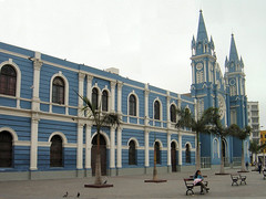 Plaza del Mercado (La Placita)