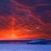 Bradford Beach and Iceberg by RJIPhotography