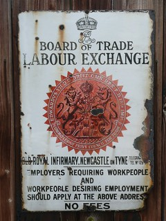 Edwardian Labour Exchange